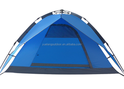 2014 Sell hot Design automatic Folding Outdoor Camping Double Layer Portable Hiking Camping tent quick camping tent