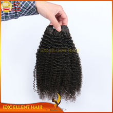 China Aliexpress hot selling one donor superior quality brazilian curly hair and supreme remy hair weave