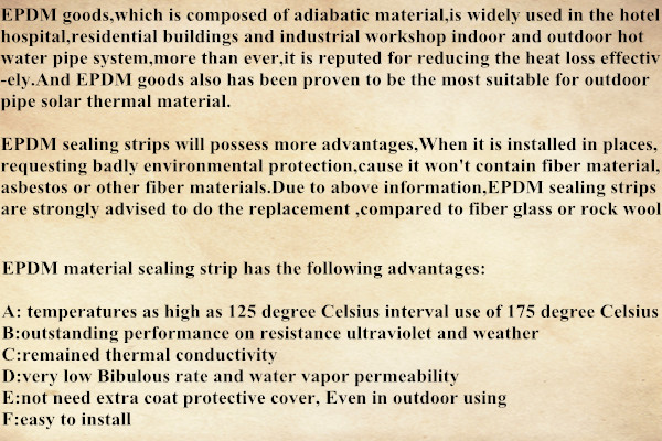 Jiangyin Huayuan supplys washing machine spare parts rubber sleeve