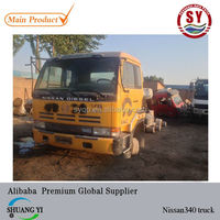 used NISSAN UD 340 TRUCKS FOR SALE