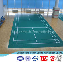 Professional Badminton Court Floor/Basketball Floor,Volleyball Floor