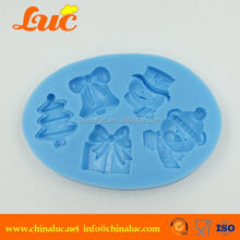 Top level newest silicone mold for polymer clay