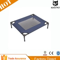 NYLON CANVAS ELEVATED PET BED/COT MANUFACTURER