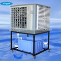 equipo de cocina portátil 18000m3/h enfriador de agua / sistema de aire de agua eléctrico automático enfriador