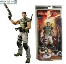 Resident evil toy collectables