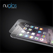 2015 hot selling ! Nuglas tempered glass screen protector for Iphone 6 plus, high quality best price
