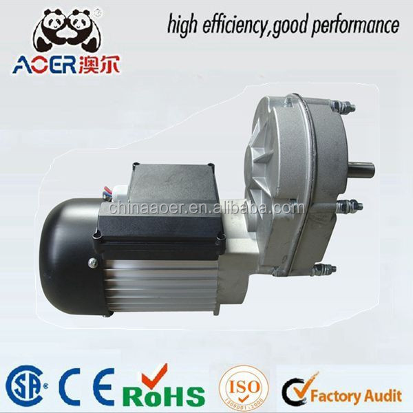 Capacitor Start High Torque Low Rpm Ac Electric Motor