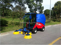 small street sweeper compact street sweepers
