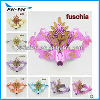 2014 New plastic plating Princess masquerade Ball Mask