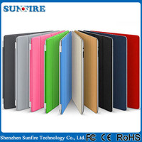 Ultra Thin Magnetic Smart Cover with Wake/Sleep Function for ipad smart case, for ipad mini smart case, custom for ipad case