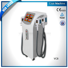 Hot promotion!!!!!New-designed cryotherapy freezing fat spa beauty equipment