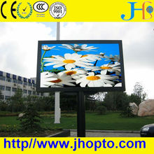 CE shenzhen full color hd p20 outdoor led video screen