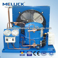 3 maneurop compresor de refrigeración para cuarto frío del refrigerador