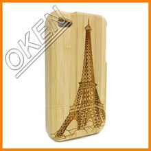 Trendy Bamboo Wooden Phone Case for different phones 2015