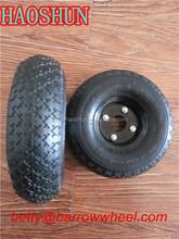 3.00-4 Wheelbarrow Tyre and Tube, Hand trolley tyre (Manufacturer)