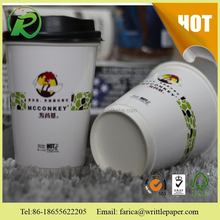 Paper Cup suitable for Hot Drinks Generic Design