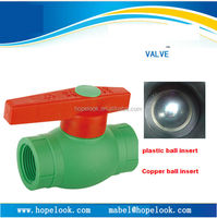 Factory Direct Supply All Kinds of PPR Pipes Fittings stop valves