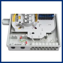 FDB 12 PORT good waterproof and airproof outdoor fiber optic distribution box