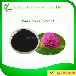 Organic anti-tumor Red Clover Extract Isoflavones 8%, 20%, 40%