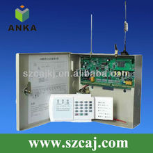 advanced gsm wireless alarm system with sms alert