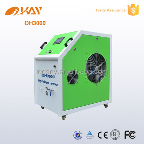 CE 인증 산수소 발전기/ 옥시 수소 생성( oh3000)