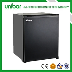 Low power consumption refrigerator, mini noiseless absorption refrigerator ,mini refrigerator stand (USF-30)