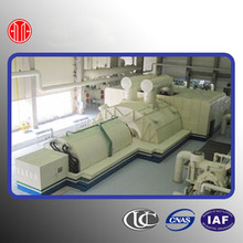 High Efficient Wood Burning Electricity Generator Steam Turbine for Chemical Factory