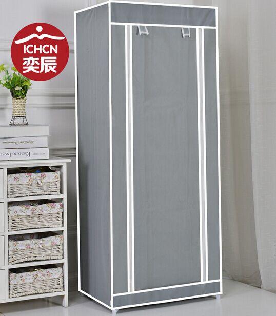 Plastic Portable Closet : Assemble plastic portable wardrobe closet buy