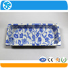 high quality compartment disposable plastic divided food tray