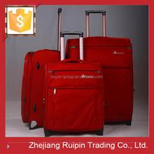 noiseless 2 wheels luggage,top quality EVA luggage,royal polo luggage trolley case