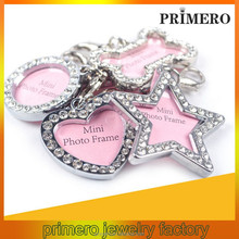 PRIMERO fashion wholesale jewelry Pet Supplies Cat dog tag pendant identification plate ID cards Diamond dog tag