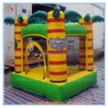 Factory price mini inflatable castle,inflatable animal bouncer house,inflatable jumping castle for sale