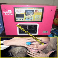 Best seller Digital nail printer with computer
