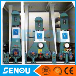 wide belt planning heavy duty wood floor sanding machine