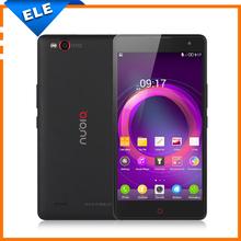 New ZTE Nubia Z7 Max MSM8974AC Quad Core 2.5GHz 5.5 inch 1920x1080 2G+32G Dual Sim Card Dual Camera 3G WCDMA 4G LTE Mobile Phone