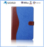Wholesale tablet cover for ipad mini 4 leather case