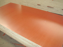hardwood core red film faced plywood for construction