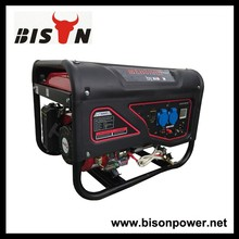 BISON(CHINA)5kva power generator petrol, power generator gasoline , 5kva power generator