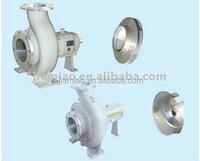 Centrifugal coupled pulp pump