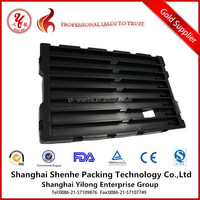 large plastic seedling tray with dividers
