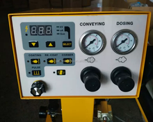 electrostatic intelligent manual powder coating machine K1
