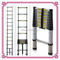 EN131 Approval Aluminium Bamboo Ladder