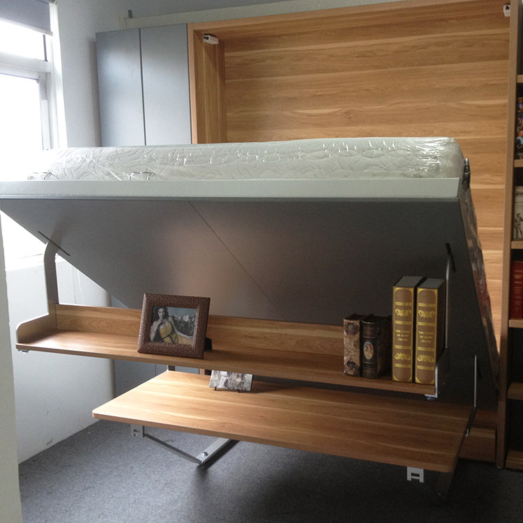 Transformable Wall Beds Foldable Beds With Desk Folding