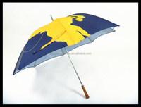 Super 27 Inch Aluminium Durable Popular Golf Umbrella