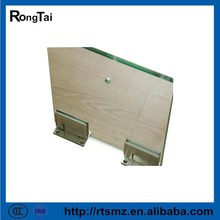 competitive price colored tempered glass used for glass door showcase made in China