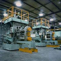 Strip Steel Four-high Hot Rolling mill