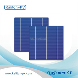 polycrystalline silicon solar cell,156mm x 156mm size