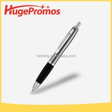Promotional Coustom Logo Metal Contour Ball Pens