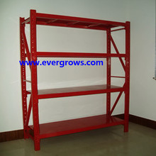 garage modular metal shelving from factory ( 3000lbs loading weight )