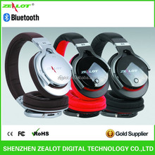 China Factory FM radio Bluetooth headset For MP3 Play Mobile and TF Memory card Popular indoor and outdoor